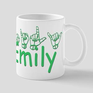 Emily-grn Mug