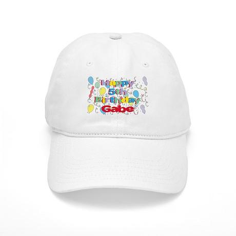 Gabe's 5th Birthday Cap