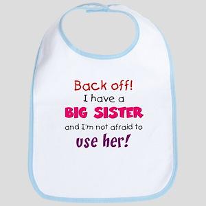 Have a big sister Bib