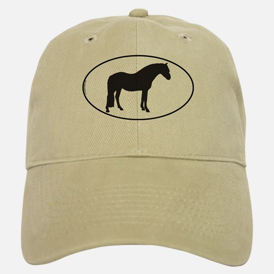 Connemara Pony Baseball Baseball Cap