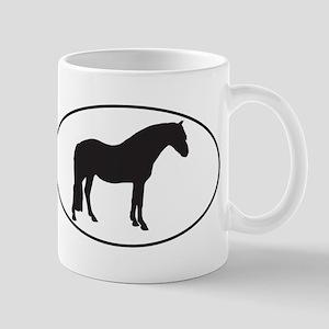Connemara Pony Mug
