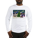XmasMagic/Aussie (#1) Long Sleeve T-Shirt