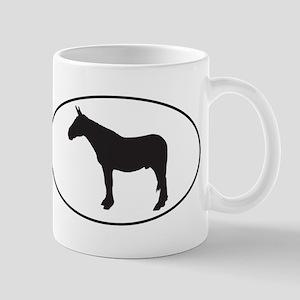 Army Mule Mug
