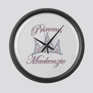 Mackenzie Large Wall Clock