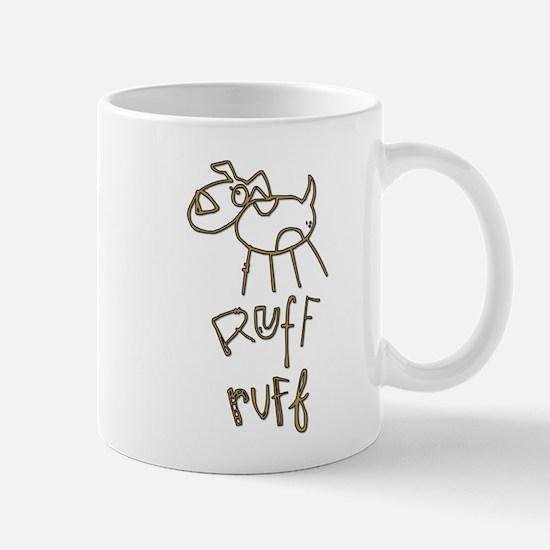 Ruff Ruff Mug