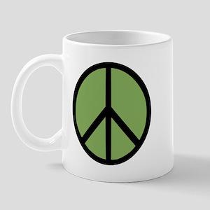 Peace Symbol Mug