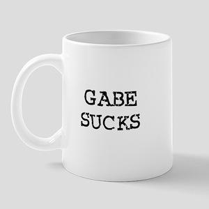 Gabe Sucks Mug