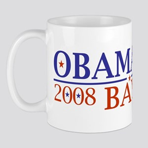 Obama Bayh 08 Mug