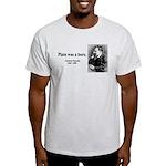 Nietzsche 34 Light T-Shirt