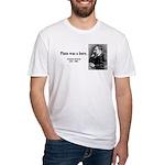 Nietzsche 34 Fitted T-Shirt