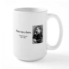 Nietzsche 34 Large Mug