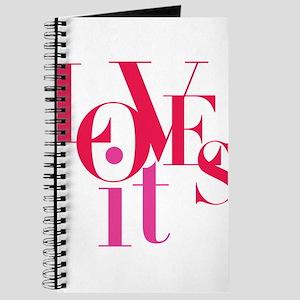 LOVES It! Journal