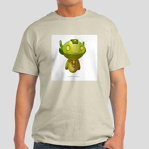 backwards robot Light T-Shirt