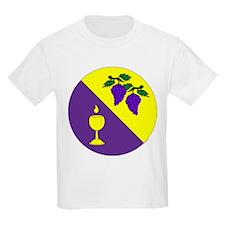 Caid Brewers' Guild Kids Light T-Shirt