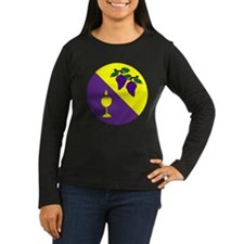 Caid Brewers' Guild Women's Long Sleeve Dark T-Shi