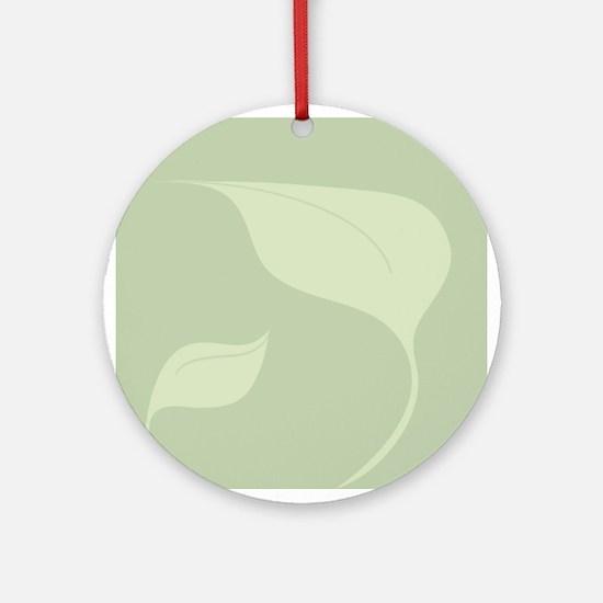 Zen Ornament (Round)