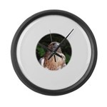 Redtailed Hawk Large Wall Clock