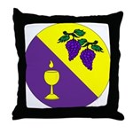 Caid Brewers' Guild Throw Pillow