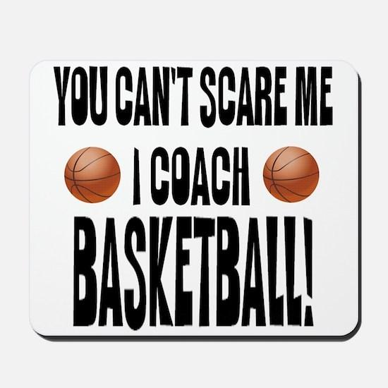 I Coach Basketball Mousepad