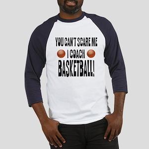 I Coach Basketball Baseball Jersey