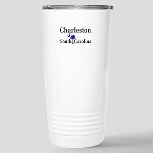Charleston South Carolina Stainless Steel Travel M