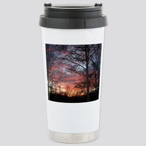 Sunrise Stainless Steel Travel Mug