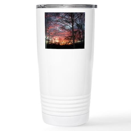 Sunrise Stainless Steel Travel Mug