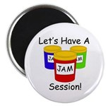 "Jam Session 2.25"" Magnet (10 pack)"