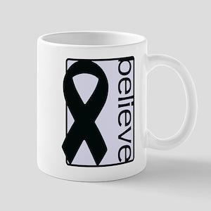 Lavender (Believe) Ribbon Mug