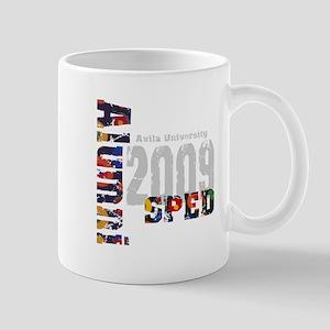 avila multi color Mug