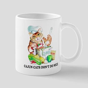 Cajun Cats Don't Do Mice Mug