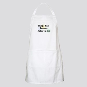 MA Mother-in-law BBQ Apron