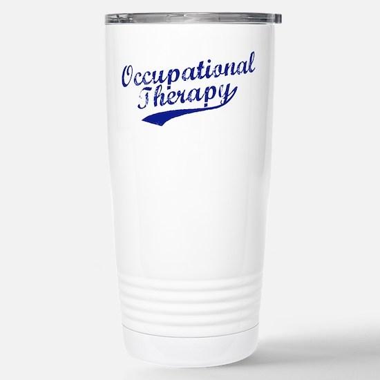 Team OT Stainless Steel Travel Mug