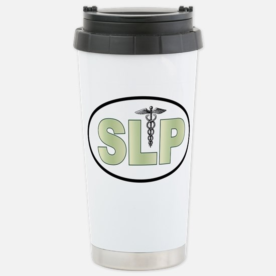SLP Neutrals Stainless Steel Travel Mug