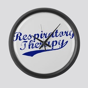 Respiratory Therapy Large Wall Clock
