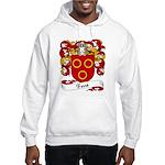Ferré Family Crest Hooded Sweatshirt