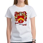 Fleury Family Crest Women's T-Shirt