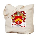 Fleury Family Crest Tote Bag