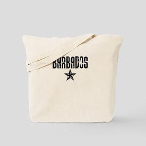 Barbados Star Tote Bag