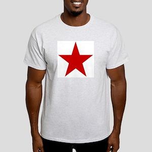 Red Star Light T-Shirt