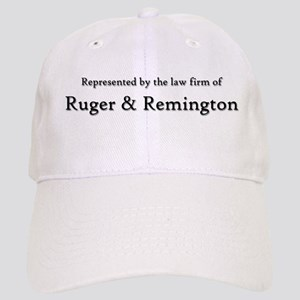 Law Firm of RUGER and REMINGTON Cap