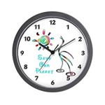 Save Our Planet Wall Clock