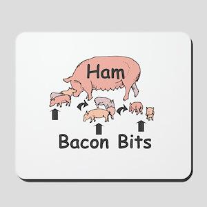 Bacon Bits Mousepad