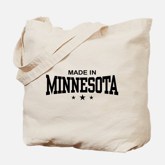 Made in Minnesota Tote Bag