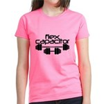 Flex Capacitor Bodybuildin Women's Classic T-Shirt