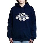 Bodybuilding Flex Capaci Women's Hooded Sweatshirt