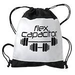 Bodybuilding Flex Capacitor Drawstring Bag