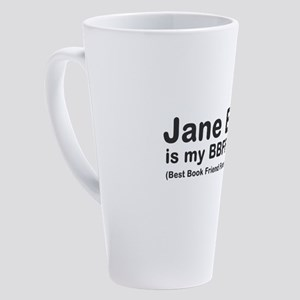Jane Eyre BBFF 17 oz Latte Mug