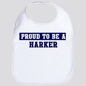 Proud to be Harker Bib