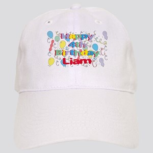 Liam's 4th Birthday Cap